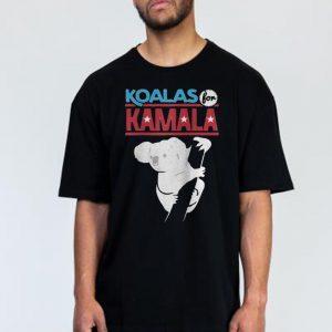 Koalas For Kamala Tee Shirts