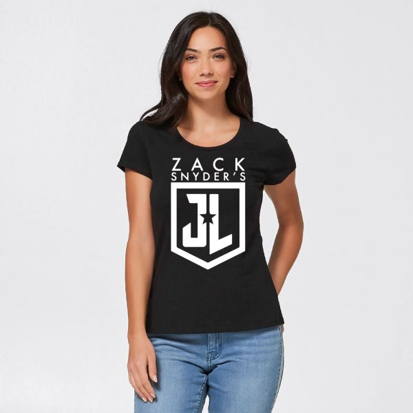 Zack Snyder Justice League official T-shirt