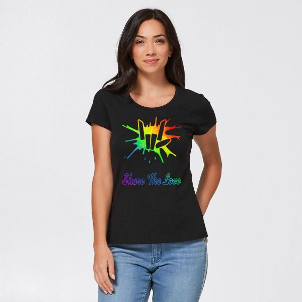 Share the Love and Girls Tee Shirts