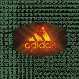 -Adid-as Cloth Face Mask – a-d-idas Logo – Adi-d-as Mask #FaceMask